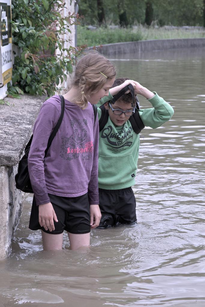 Venise à Nemours.... Inondation_01