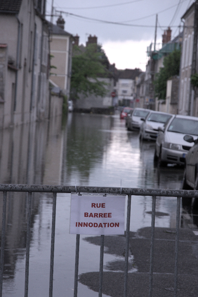 Venise à Nemours.... Inondation_07