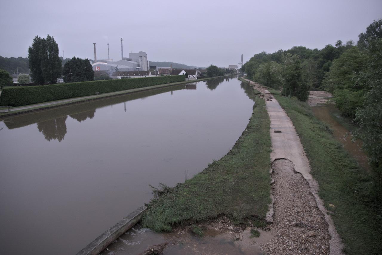 Venise à Nemours.... Inondation_10